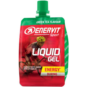 Enervit Sport Liquid Gel Competition Box 18 x 60ml, green tea
